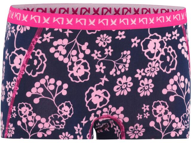 Kari Traa Attraktiv - Sous-vêtement Femme - 2 Pack rose/bleu